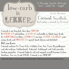 Banting Meal Plan – Low – carb is lekker. A Proudly South African Low carb, High fat, Survival Guide Banting Diet, Banting Recipes, Ketogenic Recipes, Lchf, Low Carb Recipes, New Recipes, Recipies, Healthy Recipes, Chicken Diet Recipe