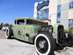 Cool Stuff We Like Here @ CoolPile.com  ------- // Original Comment \\ -------  Wrench Rat Rod