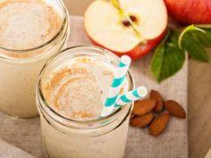 Receta de Licuado de Manzana y Avena