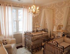Quarto de bebê: gêmeos clássico | Mommy's Concierge Blog