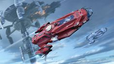Another ship, I was honored to design for Star Citizen universe -The legendary Apollo chassis from Roberts Space Industries is the gold standard in medivac and rapid emergency response. Along with superior armor and dual missile racks, the 2948 Apollo Spaceship Design, Spaceship Concept, Concept Ships, Concept Art, Star Citizen, Kraken, Star Wars, Science Art, Science Fiction