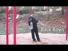 Coach Nix Tough Mudder Training: Swing Set Training