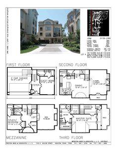 Urban Home Plan aD1136