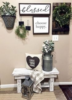 Rustic Country Farmhouse Decor Ideas 48