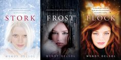 Stork series by Wendy Delsol