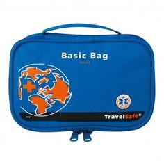TravelSafe Basic Bag First Aid EHBO-set