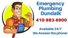 Liked on YouTube: Emergency Plumber Dundalk MD | Call 410-983-6900