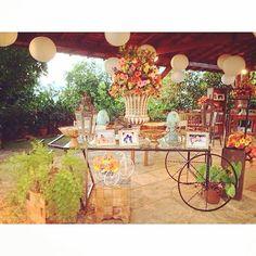 @chalezuzu - Mais detalhes do casamento de ontem.. ... - EnjoyGram