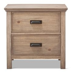 Gilford 2 Drawer Night Stand - Threshold™ : Target