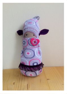 Etsy の Baby Fairy by LivaSocksDoll