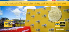 MTN National MTB Series takes giving back to a whole new level Take Back, Fundraisers, Giving Back, Mtb, Nissan, Mountain Biking