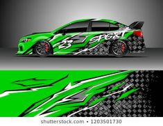 44 Best car graphics images in 2019 | Car wrap, Rally car