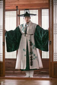 한복 Hanbok : Korean traditional clothes[dress] | Scholar who walks the night - Lee joon gi