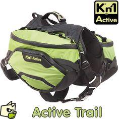 SAC DE BÂT sac à dos PRO Kn'1® - Active Trail pour chien