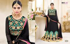 Fashid Wholesale sale shemaya by hot lady dresses 9111 to 9116 series beautiful stylish designer bollywood traditional emboidered party wear occasional wear georgette dresses wholesale price.