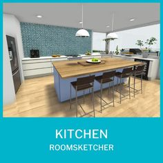 These days, many of us spend a lot of time in our kitchens. The kitchen has become a central hub for cooking, baking, socializing, working, or helping with homework. A well-planned kitchen designed around your lifestyle makes all your kitchen activities more pleasurable. So, if you've been dreaming of updating your kitchen and improving the layout, we've got lots of ideas for you.