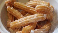 Que diriez-vous de confectionner de délicieux churros pour fêter le Carnaval tout en gourmandise ? Originaires d'Espagne, ces beignets à la forme allongée sont traditionnellement servis au petit-déjeuner et trempés dans une tasse de chocolat chaud. Voici une version simple et rapide de ces fameux beignets que vous pourrez déguster au dessert ou au goûter. … Croissant, Crepes, Baguette, Beignets, Onion Rings, Mini Cakes, Macarons, Biscuits, Cake Recipes