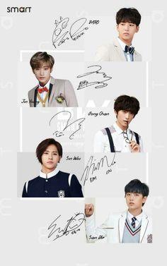 B1A4 CNU Gongchan Sandeul
