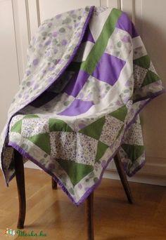AKCIÓ Nagy méretű gyerek patchwork takaró, falvédő (MONOO) - Meska.hu