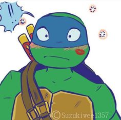 Don't worry Leo... This will happen one day! TMNT