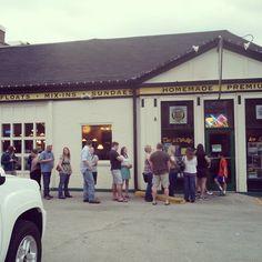 Ted and Wally's Premium Homemade Ice Cream, Omaha Tiny Shop, Wanderland, Best Ice Cream, Homemade Ice Cream, Cheap Travel, Nebraska, Ted, Travel Destinations, Old Things