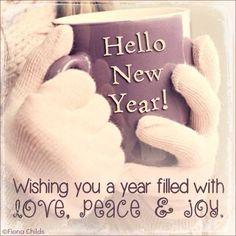 Happy New Year Coffee Pinners!