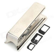 i NEED A NANO in my phone sim card cutter
