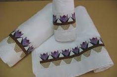 Resultado de imagem para toalha de banho patchwork