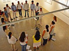 """La Sarabanda - Concierto en Centro de Arte los Galpones de Los Chorros / 2013 - repertorio """"Mestizo Criollo"""" Música Antigua - Barroco Latinoamericano - Caracas"""