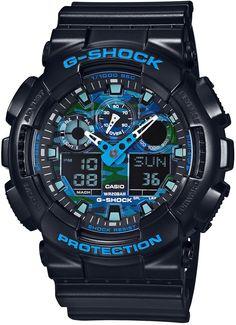 Amazon.co.jp: [カシオ]CASIO 腕時計 G-SHOCK GA-100CB-1AJF メンズ: 腕時計通販