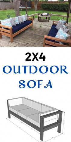 Coffee Table Plans, Outdoor Coffee Tables, Outdoor Chairs, Outdoor Decor, Outdoor Sectional, Outdoor Living, Indoor Outdoor, Outdoor Seating, Pallet Couch Outdoor