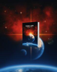 """""""Terra 2486"""" è il primo volume del Ciclo dei Creatori. Il nuovo romanzo di Fantascienza scritto da Andrea Bindella. #fantascienza #scifi #fiction #spazio #universo #avventura #azione #thriller #astronave #alieni"""