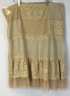 #Romantic #Boho #Hippie Skirt Size XL  Purchase on ebay from  a 5 star seller