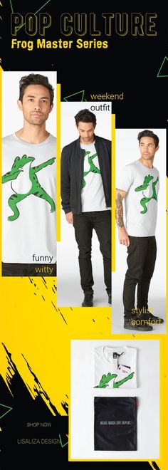 Men's Premium T-Shirt Frog Master - Dancing Frog by LisaLiza Redbubble.   Get one today! Men's & Women's Sizes available.   Check out our full catalog for tons of funny ,witty & cool pop culture inspired t shirt   #PopCulture #ForTeens #Teens #Cool #Funny #Witty #Gifts #FrogMaster #RedbubbleMen   #Lisaliza #Frog #Redbubble #tumblr #Pet