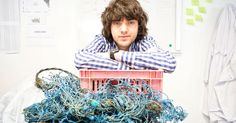 Boyan Slat has raised $10M for his venture The Ocean Cleanup from VC titans like Peter Thiel and CEO Marc Benioff. Now comes the hard part. 22 Years Old, Year Old, Boyan Slat, Great Pacific Garbage Patch, Ocean Cleanup, Engineering Projects, Oceans Of The World, Latest Gadgets, Pacific Ocean