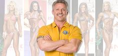 Meet Kim Oddo: he's a fitness trainer, nutritionist, and has worked with some of the best pro athletes in the world. If you're considering flaunting your stuff on stage, it's time to go to school. Bikini Competition Training, Figure Competition, Health And Wellness, Health Fitness, Bikini Prep, Sweat It Out, Fitness Journal, Athletes, Prepping