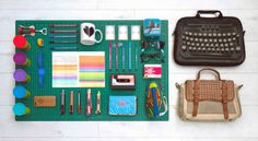 ESSENTIALS – Curating Personal Items Each Creative Can't Live Without Thibault Zimmermann | Art Director
