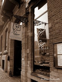Le pain quotidien, a concept that should go to its origins: Northern-Europe
