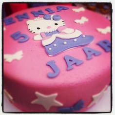 #Hello Kitty #Prinses #Taart