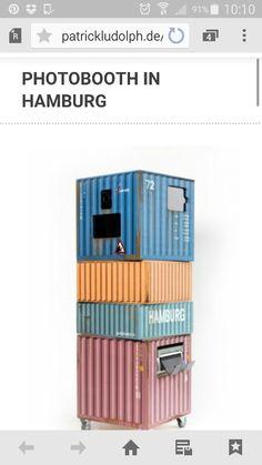 Photobooth mieten in Hamburg bei www.patrickludolph.de Preis: 750 Euro für 4 Stunden