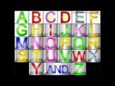 Learn The Alphabet in Fifteen Minutes.