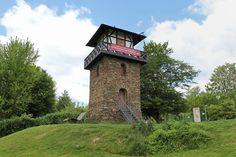 Limes-Wachturm Wp 1/1 bei Rheinbrohl.
