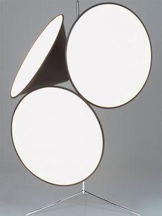 Tom Dixon ° Floor Lamp Cone Light, 2005. London