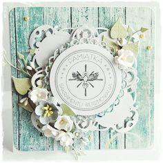 Magia z papieru: Design Team Scrap & Craft - kartka na Bierzmowanie. Exploding Boxes, Cardmaking, Scrapbooking, Cards, Blog, Handmade, Design, Shabby, Magick