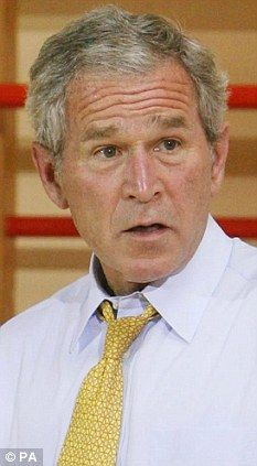 George W. Bush cancels visit to Swiss charity gala over fears he could be arrested on torture charges