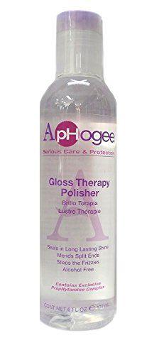 Aphogee Gloss Therapy Polisher 177ml: Amazon.de: Parfümerie & Kosmetik