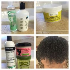 Keeping natural hair simple #30dayhairdetox 1) clarify/cleanse 2)condition 3) style  4) washngo results . it's gonna be a hands in hair syndrome kind of day. Note: eco styler gel isn't 30daydetox friendly but I decided to pair it with the CRN Aloe Whipped Gel for definition/hold/ plus I found that I can't overload my hair with stylers that are aloe based #camillerosenaturals #kinkycurly Have a great Thursday @chocolatecurlsbeauty @30dayhairdetox @hairloveart 30 Day Detox, Have A Great Thursday, Eco Styler Gel, Hair Detox, Wash N Go, Mane Attraction, Hair Simple, Hair Styler, Hair Products