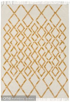 Hackney Diamond Kelim Rug - 2 Sizes Available - 4 Colours - View All - Rugs & Flooring Wall Carpet, Carpet Tiles, Rugs On Carpet, Bedroom Carpet, Inspiral Carpets, Yellow Carpet, Yellow Rugs, Axminster Carpets, Stain Remover Carpet