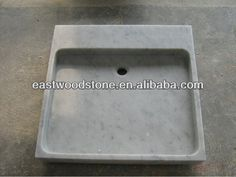 White marble shower tray, marble basin,sink