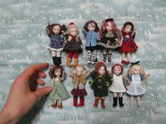 By Sun Joo Lee I love these dolls